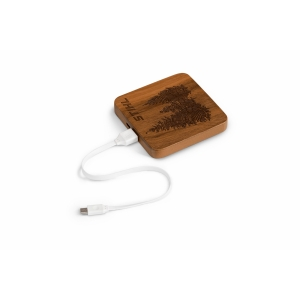 PowerBank en bois
