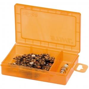 Boîte plastique  pour chaîne