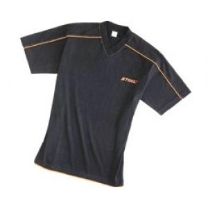 T-Shirt Col en V, homme