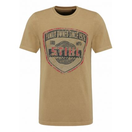 """STIHL T-Shirt """"Family owned"""", homme"""