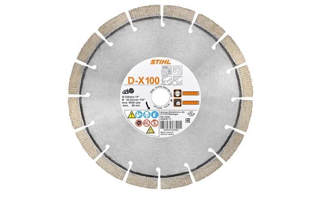 Disque Diamanté  Universel (X)