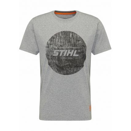 "STIHL T-Shirt ""Wood Circle"", homme"