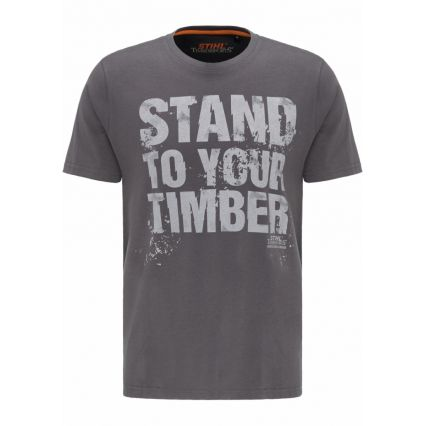 "STIHL T-Shirt ""Stand to you timber"", homme"