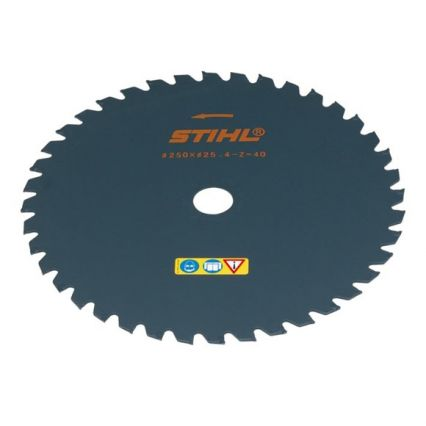 STIHL Couteau herbe 40 dents, 250mm