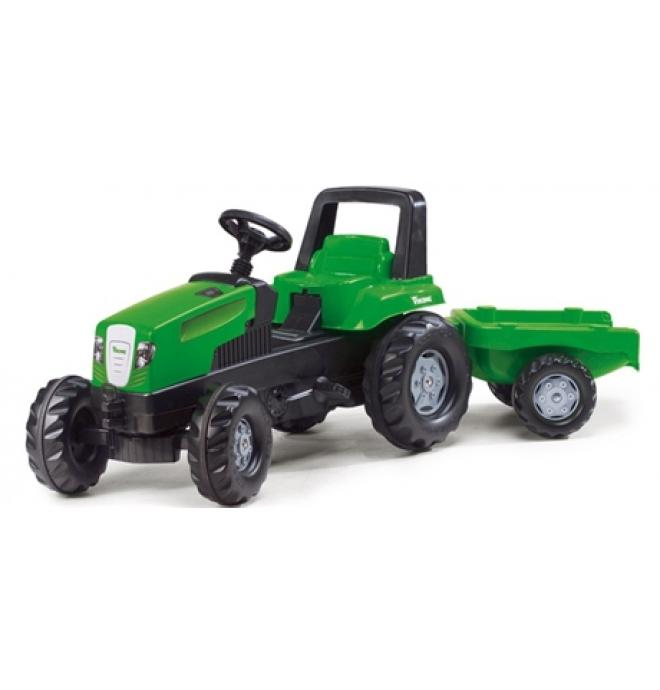 tracteur remorque junior trac
