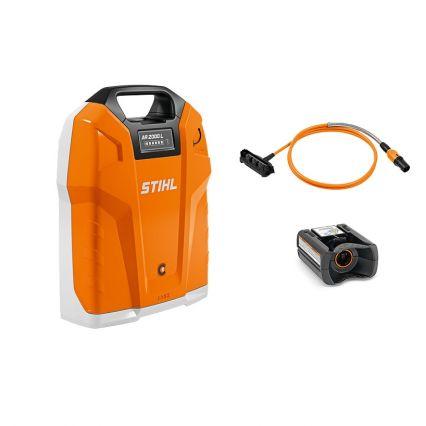STIHL Pack Batterie dorsale AR 2000 L