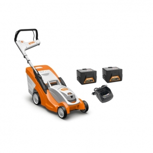 Tondeuse RMA 339 C pack 2 batteries