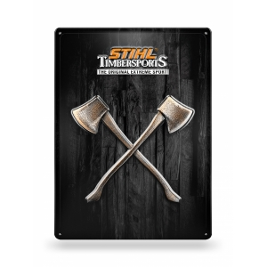 Plaque TIMBERSPORTS®