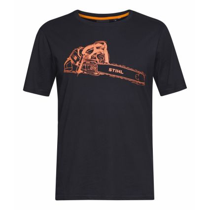 "STIHL T-Shirt ""MS 500i"", homme"