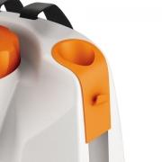 Support intégré du tube de pulvérisation