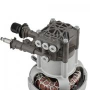 Tête de pompe en aluminium